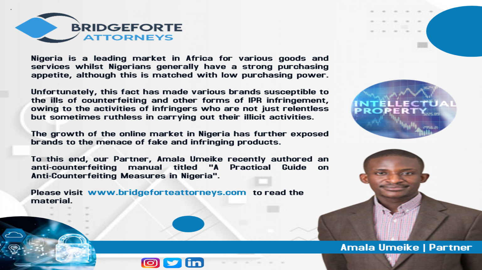 A Practical Guide on Anti-Counterfeiting Measures in Nigeria